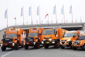 IVECO World Truck Tour